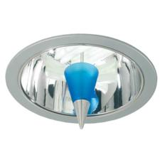 verrine_bleue_brio_Downlight_fluo_spot_encastré_fluocompacte_grossiste_eclairage_luminaire_plafonnier_applique_suspension
